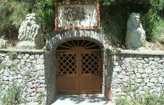 casa di pietra di ischia