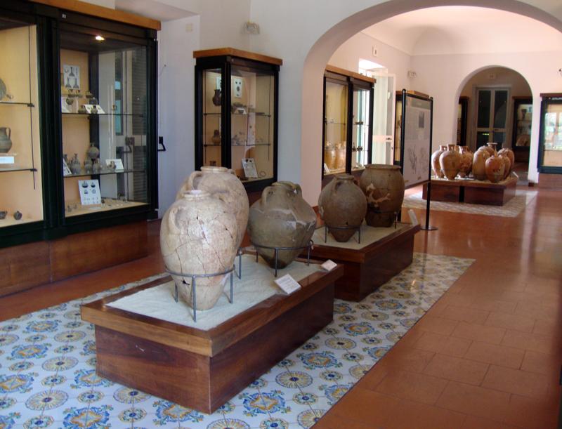 museo villa arbusto ischia