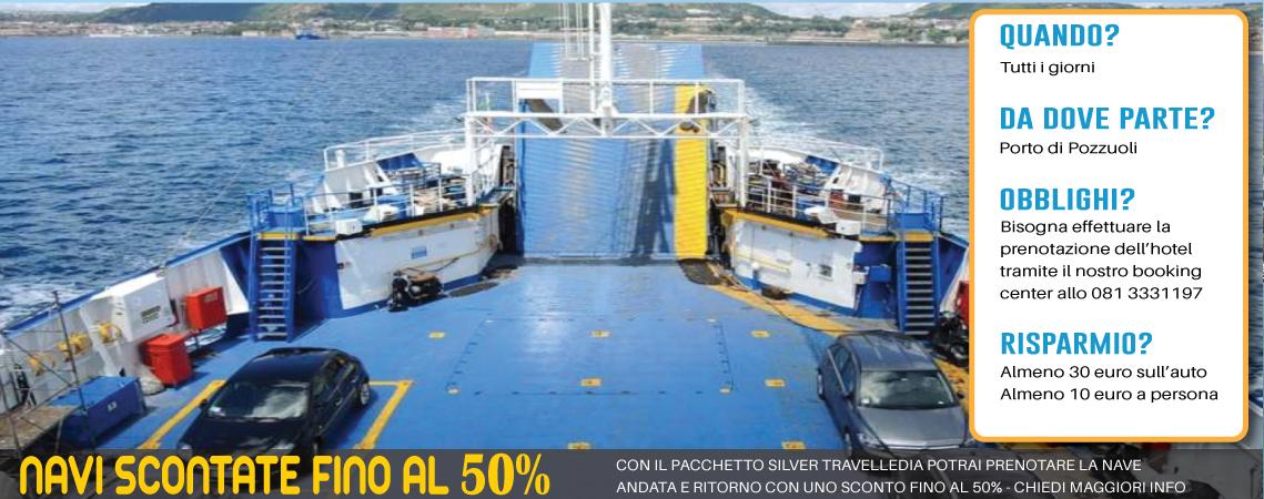 pacchetto silver con sconto nave fino al 50%