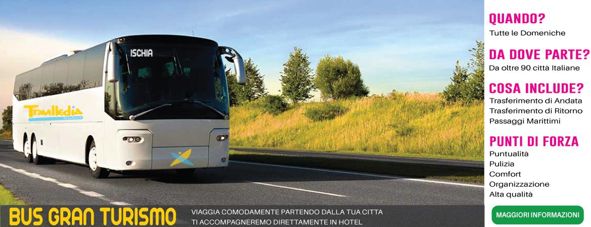 Pacchetti Risparmio con Bus Incluso